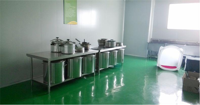 中央厨房-食品无菌车间-洁净室-净化工程安装-无锡一净6