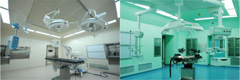 洁净手术室-医院净化工程-无菌操作室-无菌材料储存-洁净室安装-无锡一净3